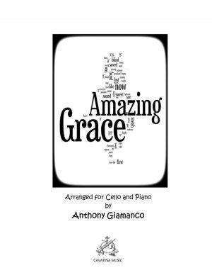 Amazing Grace – Cello and Piano
