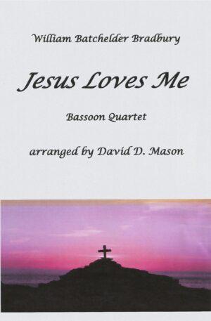 Jesus Loves Me – Bassoon Quartet