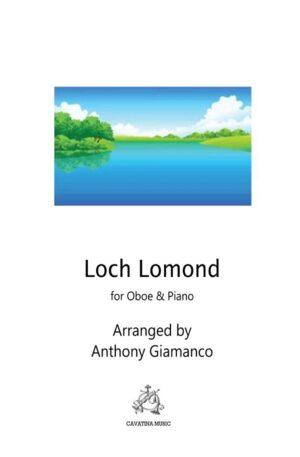 Loch Lomond – Oboe and Piano