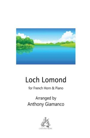Loch Lomond – for Horn and Piano