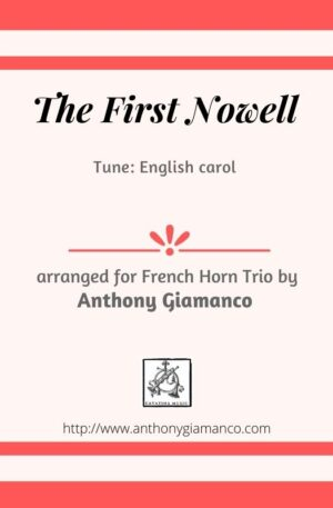 The First Nowell – Horn Trio