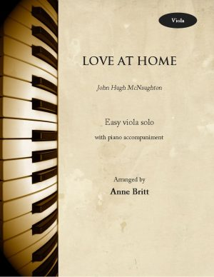 Love at Home – Viola & Piano