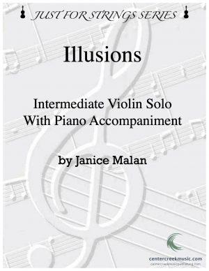 Illusions Violin Solo