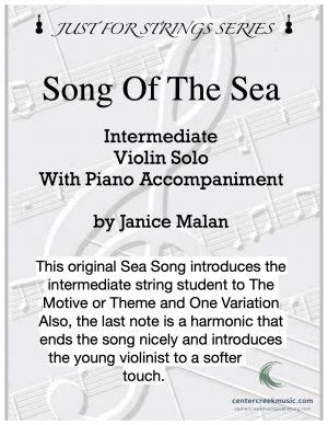 Song of the Sea Violin Solo