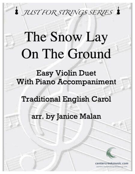 snow vln duet title jpeg