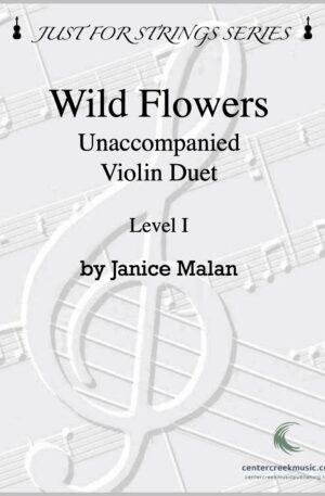 Wild Flowers Violin Duet