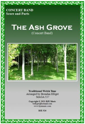 The Ash Grove – Concert Band