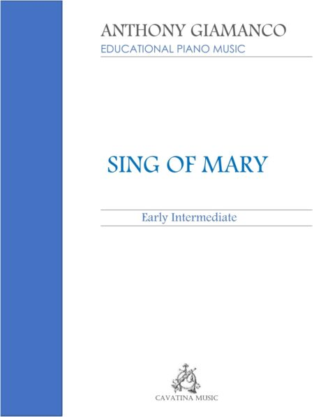 Sing of Mary piano 0001