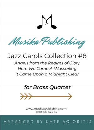 Jazz Carols Collection for Brass Quartet – Set Eight