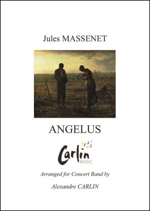 "Massenet – Angelus from ""Suite Pittoresque"" for Concert Band"