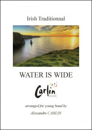 Traditional – Water is wide for Beginning Band