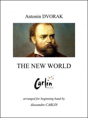 Dvorak – The New World for Beginning Band