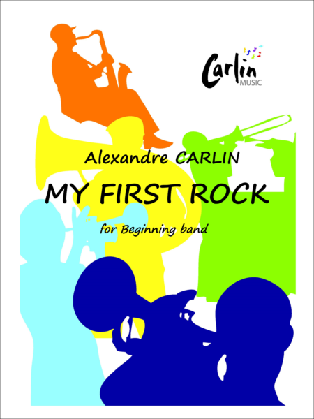 My First Rock WebCover with border