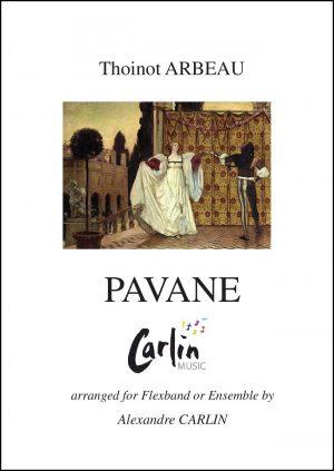 Arbeau – Pavane for Flexible Band or Ensemble