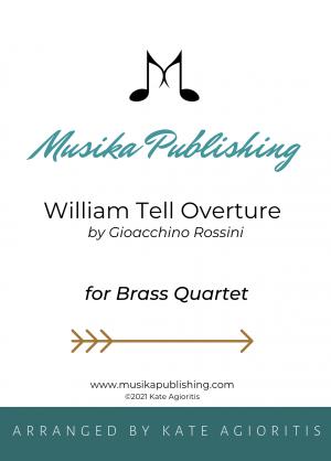 William Tell Overture – for Brass Quartet