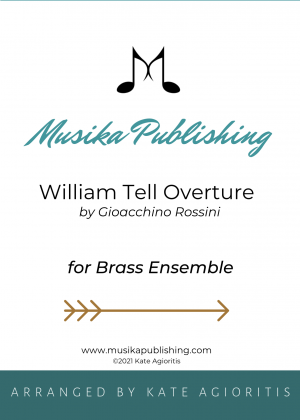 William Tell Overture for Brass Ensemble (Quintet)
