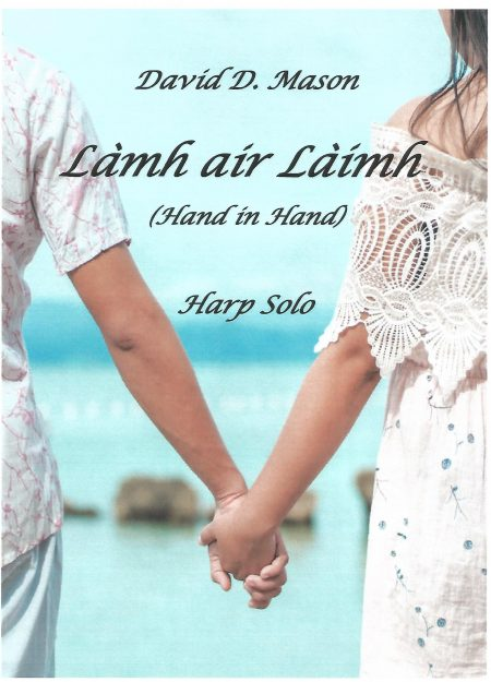 Lamh air Laimh Harp front cover scaled