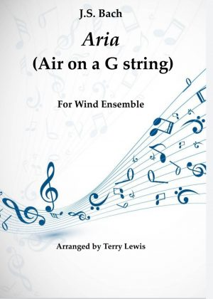Aria from Orchestral Suite no.3 (Air on a G String) – Wind Ensemble