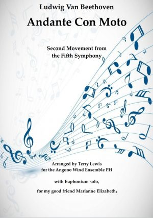 Andante Con Moto (from Beethoven's 5th) – for Wind Band