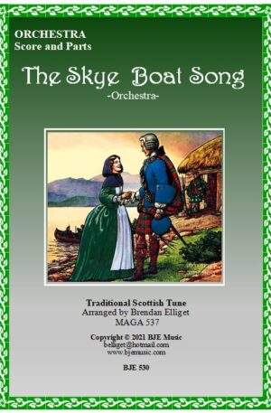 The Skye Boat Song – Orchestra