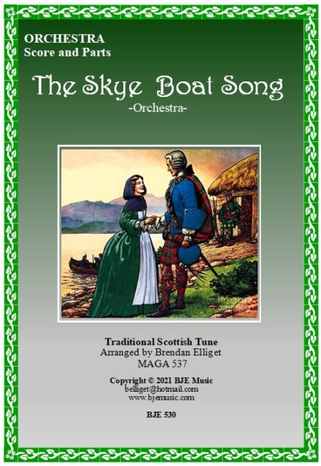 530 The Skye Boat Song Orchestra