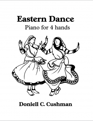 Eastern Dance – Four Hands