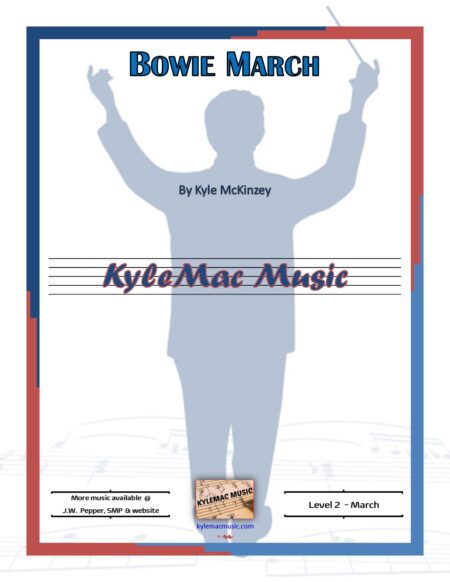 Bowie Score Cover