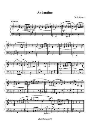 Mozart Andantino