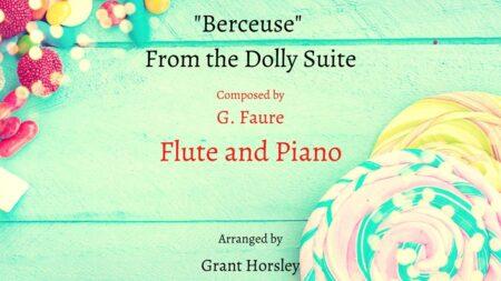 berceuse flute