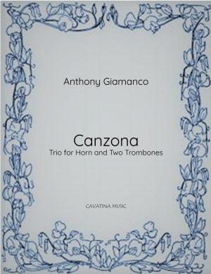 CANZONA – horn/2 trombones