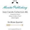 Jazz Carols Collection Brass Set Six