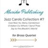 Jazz Carols Collection for Brass Quartet - Set Seven