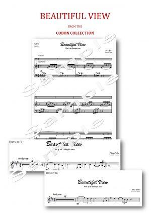 No.6 Beautiful View (Tuba, Eb Bass or Bb Bass)