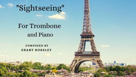Sightseeing trombone