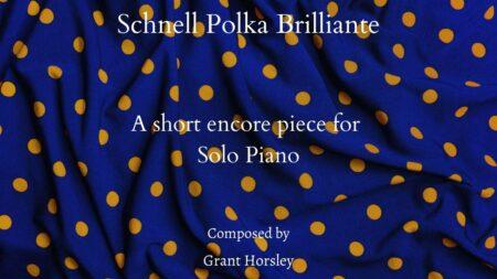 Copy of Schnell Polka Brilliante