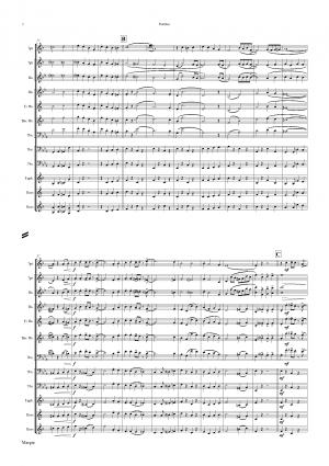 Margie – Dixieland Classic – Brass Quartet