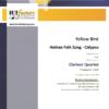 YellowBirdClarinetQuartet Seite 01