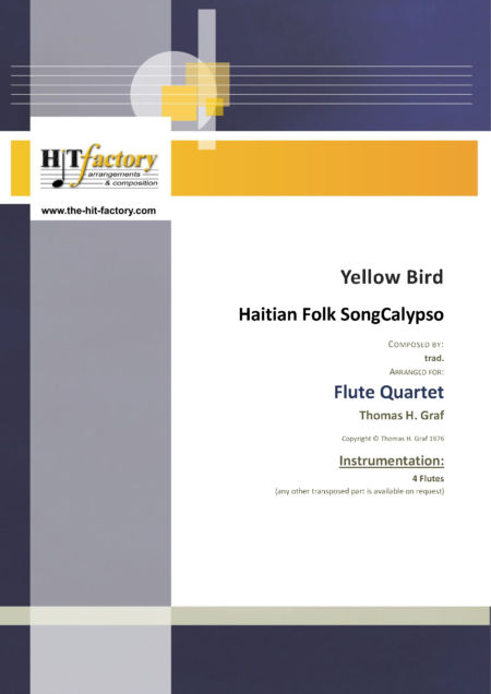 YellowBirdFluteQuartet Seite 01