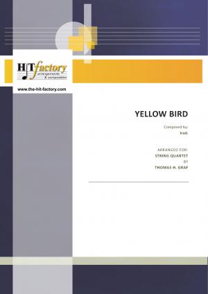 Yellow Bird – Haitian Folk Song – Calypso – String Quartet