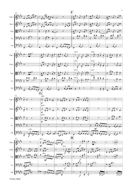 YellowBirdStringQuintet Seite 03