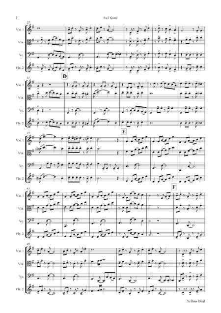 YellowBirdStringTrio Seite 03