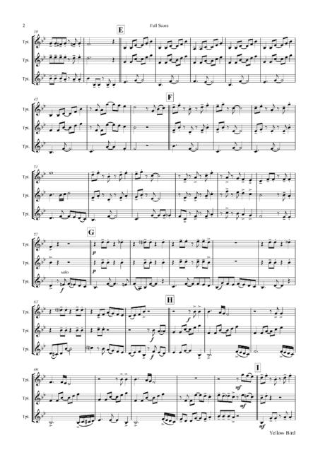 YellowBirdTrumpetTrio Seite 02