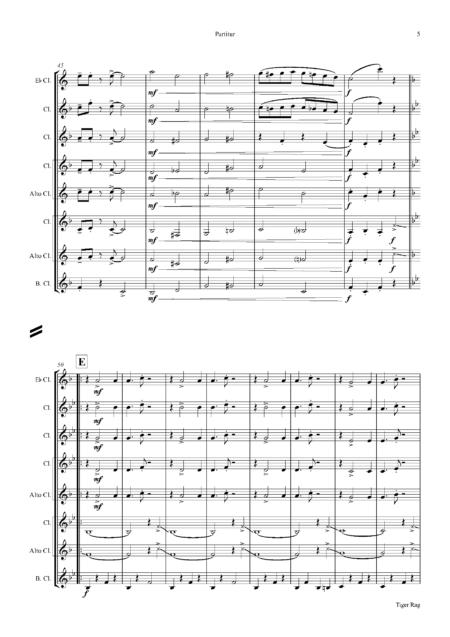 TigerRagClarinetQuintet Seite 05