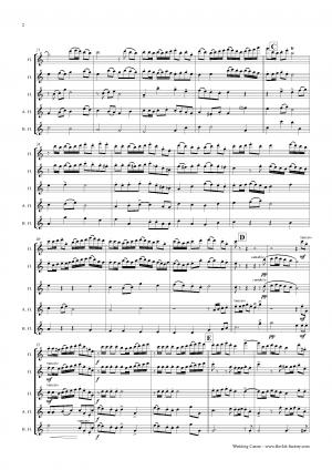 Wedding Canon – Festive Concert Piece – Flute Quintet