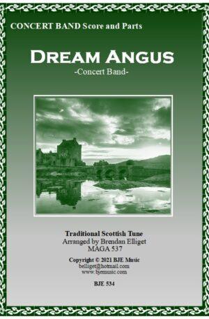 Dream Angus – Concert Band