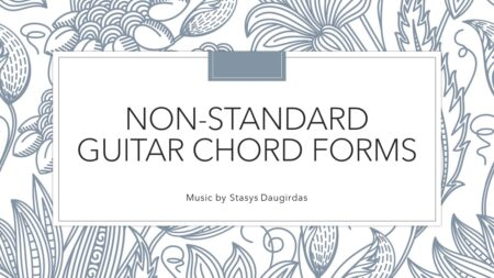 chord forms cover