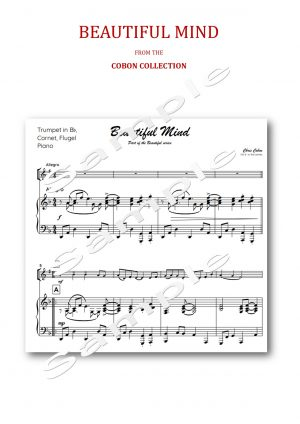 No.8 Beautiful Mind (Trumpet, Flugel or Cornet)