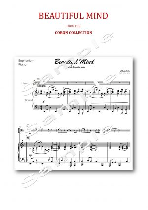 No.8 Beautiful Mind (Euphonium)