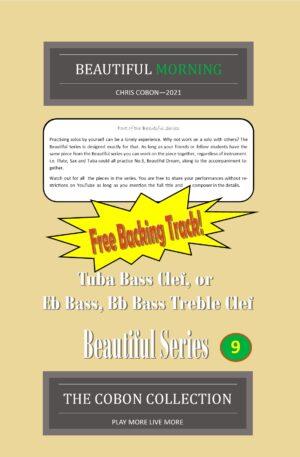 No.9 Beautiful Morning (Tuba, Eb Bass or Bb Bass)