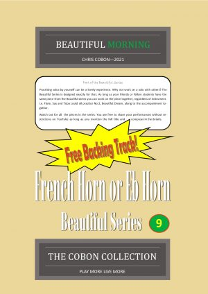 No.9 Beautiful Morning (French Horn or Eb Horn)